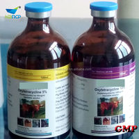 Oxytetracycline HCL 20% injectable solution