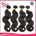 Virgen del pelo y el tejer del pelo extensión del pelo tipo de la onda del cuerpo peinado