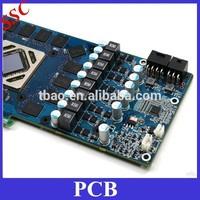 Print Circuit Board Manufacturer in China High Quaity TV 94v0 Circuit Board OEM ODM Service