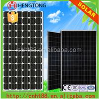 monocrystalline solar cell 156x156/solar panel wholesale