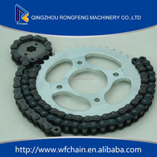 roller chain and sprocket kits for honda unicorn, spare parts available