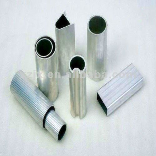Aluminium extruded profile manufacture factory