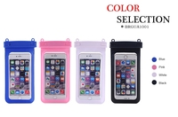 BRG PVC Waterproof Phone Bag Case Underwater Pouch For Samsung Galaxy For iPhone All Mobile Phone