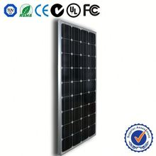 High power efficiency Monocrystalline high watt solar panels