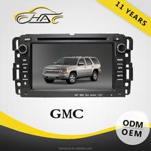 china factory antenna gps touch screen car radio gps for gmc yukon 7 inch
