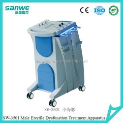 Water massage erectile dysfunction treat equipment