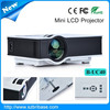 High quality 800lumens 1080p mini led projector outdoor projector supplier