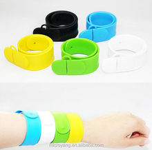 Wrist Bands Bracelet USB Flash Drives USB Memory U Disk Stick Pen Drive
