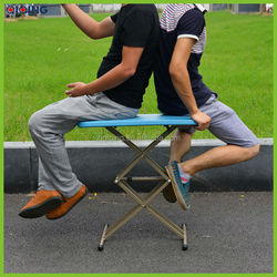 Outdoor furniture,adjustable folding table,can load 150KGS HQ-1052-5