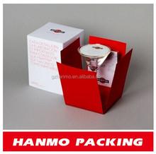 Glossy box packing Custom your own design box