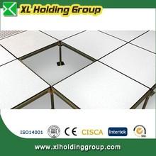 adjustable pedestal Steel Antistatic steel raised flooring cleaning room