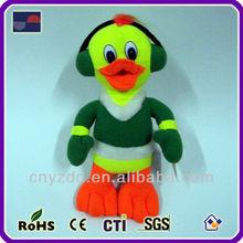 Custom Stuffed Doll / Plush Duck Toys