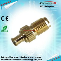 2015 SMA female to MMCX male coaxial converter adapter