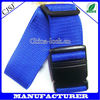 adjustable PP strap luggage belt set for travel luggage accessories
