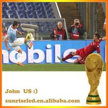 Sunrise LED Stadium Display Advertising LED Soccer Substitution Board