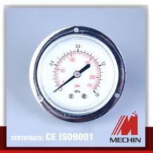 standard general back pressure gauges