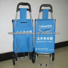 2013 multifunction durable foldable shopping trolley bag