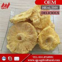 low price dried pineapple slice