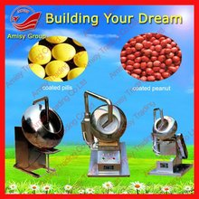 2012 best candy coating machine with good quality and bottom price