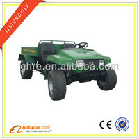 Professional golf course equipment & race course green JJ2010D electrical changed utility vehicle