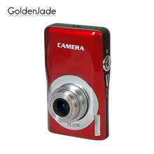 "15.0MegaPixels Option Zoom Digital Cameras 2.7""Screen Rechargeable Li-ion Battery Anti-shake Function"