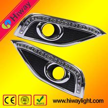 Newest hot design car led drl light for honda CRV 2012 auto led daytime running light