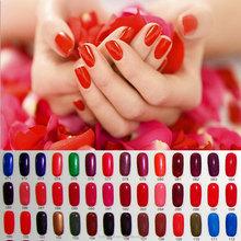 Lacquer based solid color semi-finished nail polish plain color nail polish