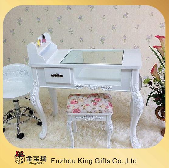 Muebles pedicure manicure 20170816155436 - Decorar mesas de salon modernas ...