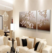 C8802A pop art painting in hotel restaurant room decoration