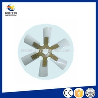 OEM High Quality Low Price Auto Parts Plastic Fan Blade Cover