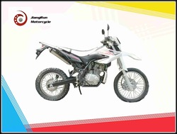 Two wheels and Single-cylinder 200cc The Fox motorcoss / street dirt motorcycle on sale