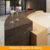 Desk design quartz countertop ideas, different types quartz table