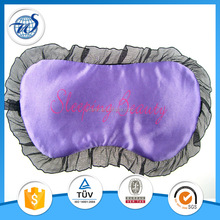 Factory made with customized logo sleeping cover eye mask