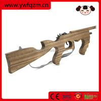 china wholesale wooden gun model