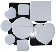 Hot selling personalized Sublimation Fridge Magnet
