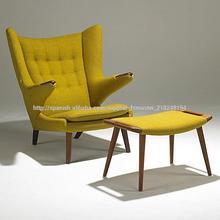 oso de peluche por hans vegner réplica silla/silla con otomana a la venta/silla perezosa