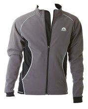Men's Cycling Jacket/Cycling Jersey with softshell fabric for thermal and windpoof