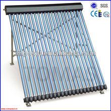Solar Keymark Heat Pipe Solar Collector -EN12975 Standard