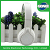 OEM/ODM fashion folding stereo headphone for promotional gifts 2015 cheap promotional headphones for heineken