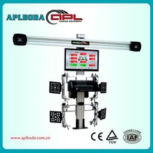 with latest data excellent software and brand with CE&ISO computer wheel alignment