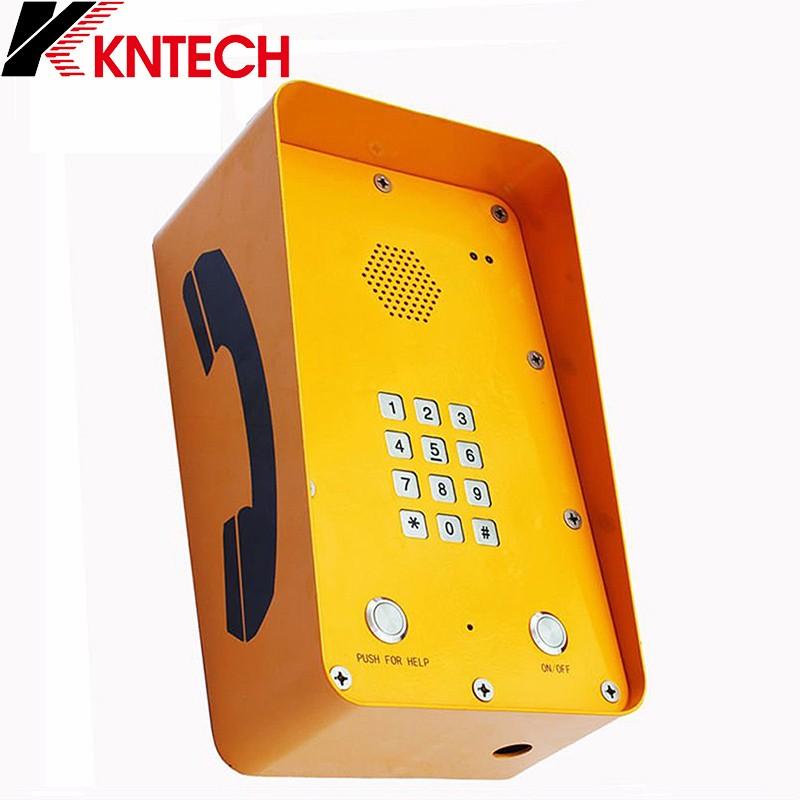 Auto dail Emergency phone weatherproof phone Vandal resistant automatic  KNSP-09A23.jpg