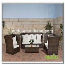 Audu muebles de jardín, Contemporáneo exterior muebles de jardín