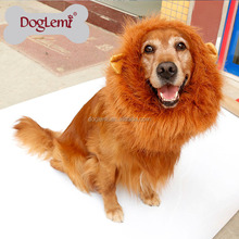 Mane Hair Party Festival Dog Wig Fancy Pet Dog Wig Lion Pet Dog Wig Dress Costume