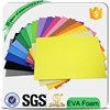 ethylene vinyl acetate sheet ,color glitter adhesive eva foam price