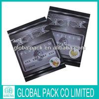 New design xxx platinum 3g incense bag/potpourri smoking /spice bag with zipper