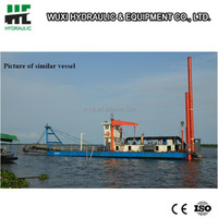 Good dredging machine sand mining dredger for sale