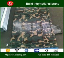 corrugated decking sheet EPS color steel panel YX40-320-960