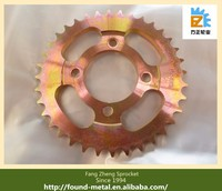 Wholesale Price Motorcycle Drive Chain and Sprocket Kit
