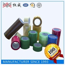 ADHESIVE PACKING TAPE (BOPP FILM AND WATER-BASED ACRYLIC)