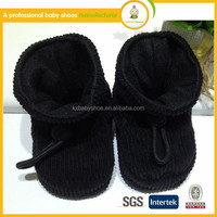 Hot sale high quality warm baby winter house shoes